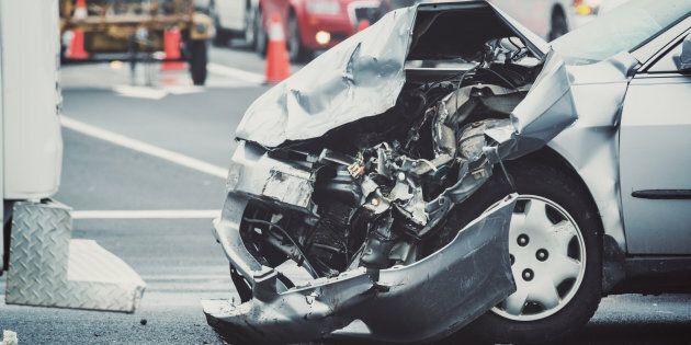 Bilan routier 2017: moins d'accidents, mais plus de