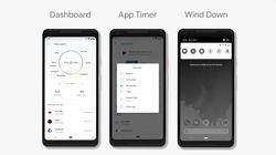 Avec Android P, Google veut vous faire passer moins de temps sur votre