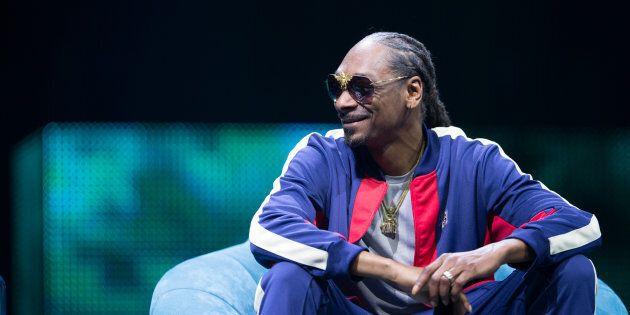 C2 Montréal: Snoop Dogg fait l'éloge de l'industrie canadienne du