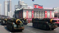 北朝鮮が短距離ミサイル発射。韓国軍が発表