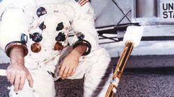 Le quatrième homme à avoir marché sur la Lune est