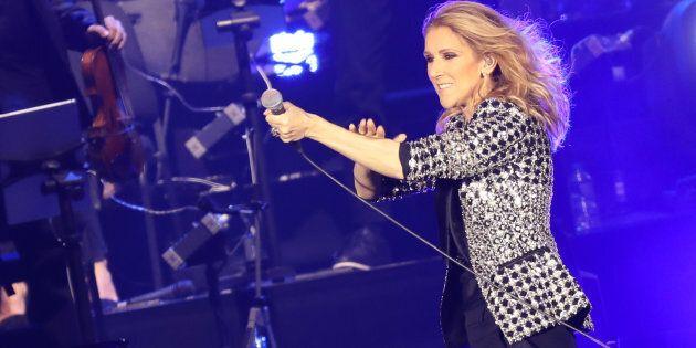 Des célébrités, comme Céline Dion, s'unissent pour les