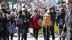 L'opposition à l'oléoduc Trans Mountain se fera entendre à Montréal