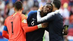 Victoire laborieuse pour la France à la Coupe du