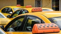 Un taxi heurte des passants à Moscou faisant huit