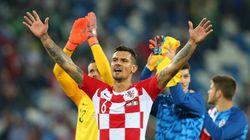 La Croatie l'emporte contre le Nigeria à la Coupe du