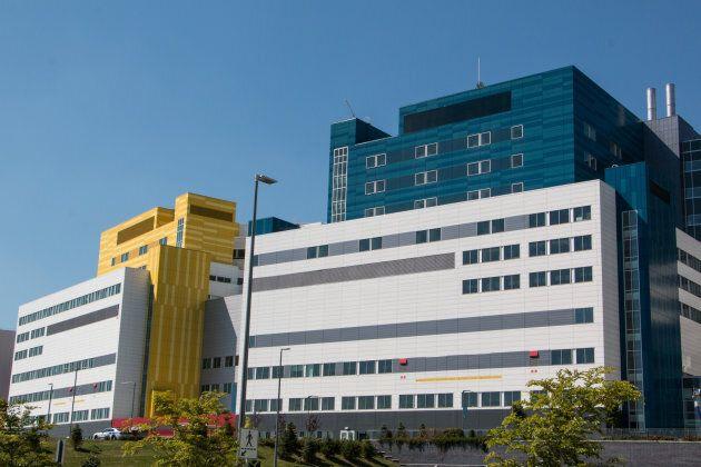 Photo d'archives du site Glen du Centre universitaire de santé