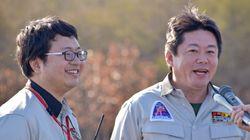 ホリエモンロケットが宇宙到達。民間では日本初。堀江貴文さん「宇宙は遠かったけど、なんとか到達しました」(動画)