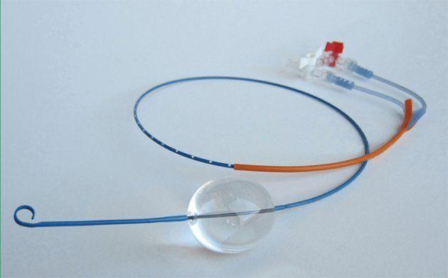 Santé: en deux minutes, un petit appareil sauve des vies au