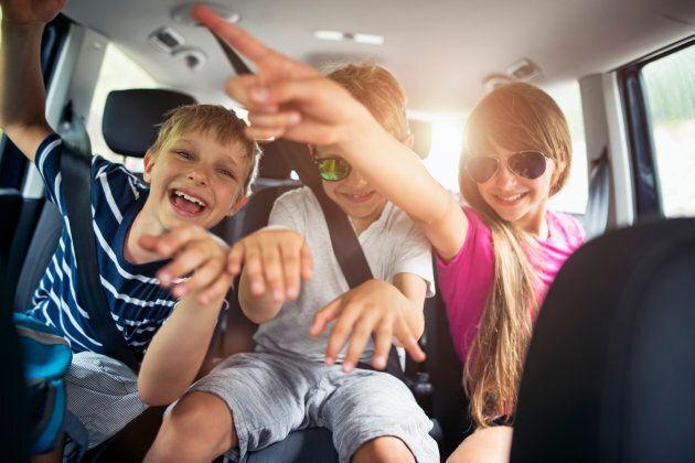 Les vacances avec les enfants, ça n'a pas besoin d'être