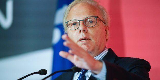 Jean-François Lisée accuse Québec solidaire de manipuler