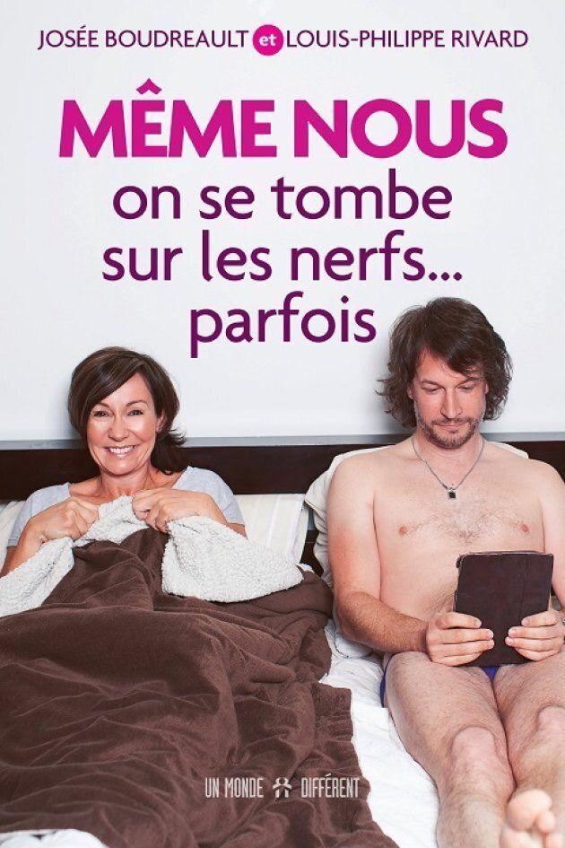 Le couple «parfaitement imparfait» de Josée Boudreault et Louis-Philippe