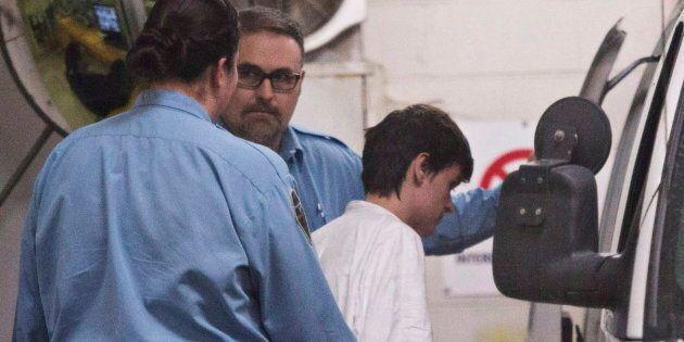 Alexandre Bissonnette, l'auteur de la fusillade qui a fait six morts et cinq blessés graves au Centre...