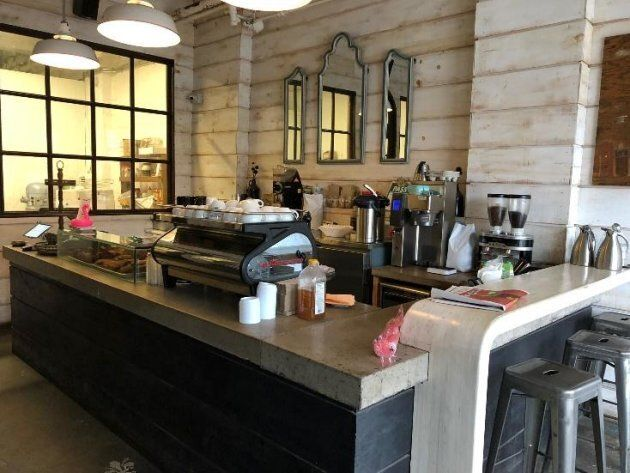 Outpost Coffee Roasters, Toronto