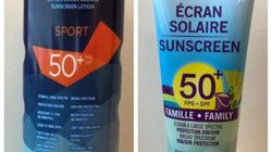 N'appliquez pas ces crèmes solaires