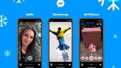 Quatre nouvelles fonctionnalités pour Facebook Messenger juste à temps pour les