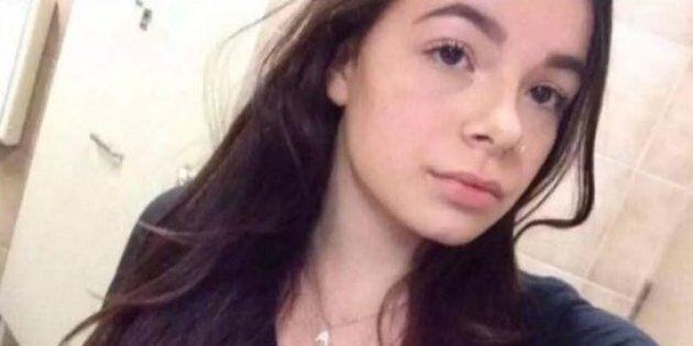 Athena Gervais a été trouvée morte dans un ruisseau le 1er mars