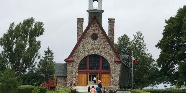 L'église commémorative de
