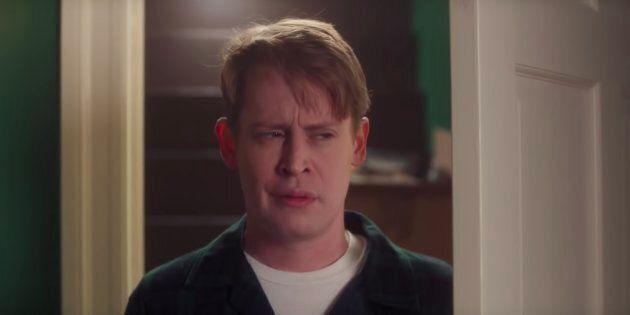 Google fait revivre «Home Alone» à Macaulay Culkin pour sa campagne des