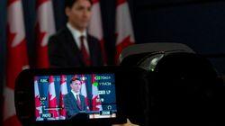 Justin Trudeau évite de faire la leçon à François Legault sur l'«énergie