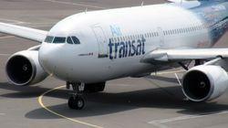 Des passagers incommodés sur un avion à l'aéroport de