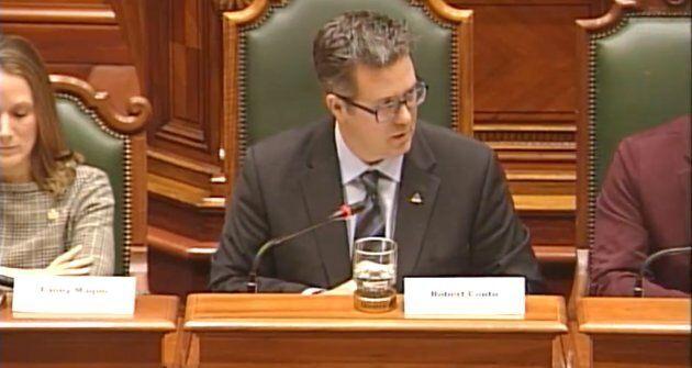 Robert Coutu, maire de Montréal-Est, s'inquiète de l'ingérence de Montréal dans les compétences des villes liées dans le dossier Royalmount.