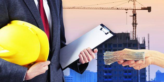 Collusion: un entrepreneur facturait jusqu'à 15% trop cher pour des travaux à