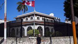Un 14e diplomate canadien à La Havane est atteint du «mal