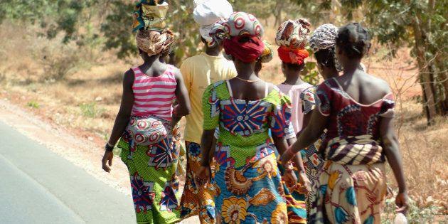 Les 21 femmes choisies comme Adèle pour participer au projet Femmes restauratrices ont été formées en...