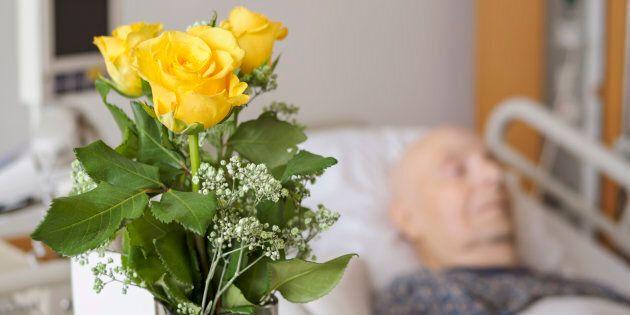 Parler de la mort est difficile, mais ne pas avoir cette conversation cruciale est bien