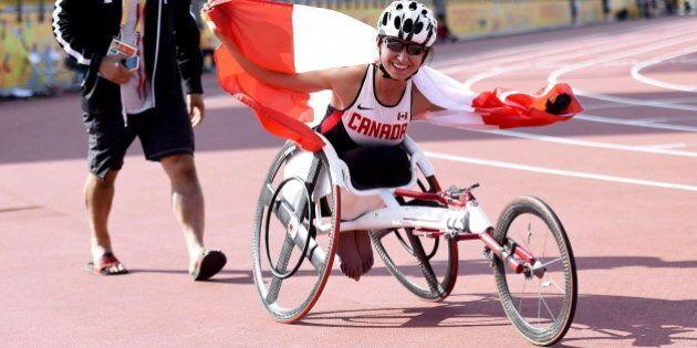 Paralympiques: Michelle Stilwell gagne sa deuxième médaille d'or à