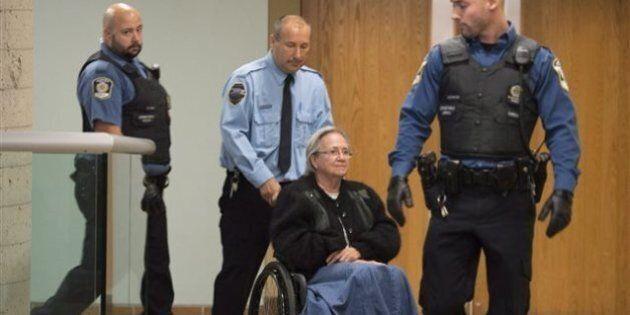 Lise Thibault demande une libération