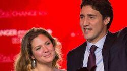 Trudeau promet que la parité sera respectée dans le futur