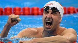 Benoît Huot: une 20e médaille et un record