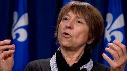 Défaite des conservateurs : «Bon débarras», lance Françoise David