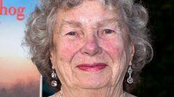 L'actrice Angela Paton, qui jouait dans «Le jour de la marmotte», est