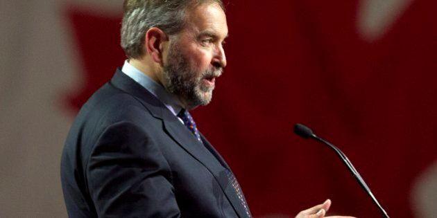 Élections fédérales 2015: Le NPD amorce un long processus de remise en question après la dure