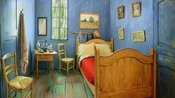 La chambre Van Gogh d'Airbnb est le paradis des amateurs