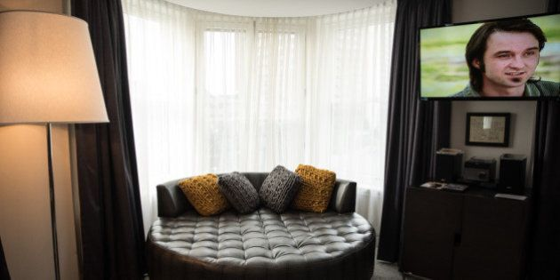 HOTEL10 inaugure une suite en hommage à Dédé Fortin