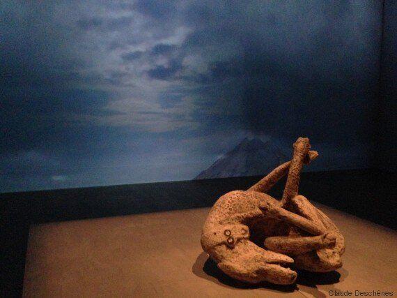 «Pompeii» au Musée des beaux-arts de Montréal: éternel dans la