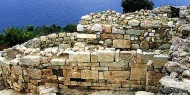 Des archéologues grecs pensent avoir trouvé la tombe
