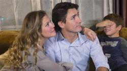Justin Trudeau sur les traces de son