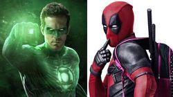 Comme Ryan Reynolds, ils ont incarné plusieurs personnages de comics