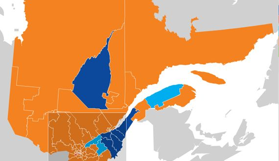 Élections fédérales : De 2011 à 2015, le contraste est frappant au Québec et à Montréal