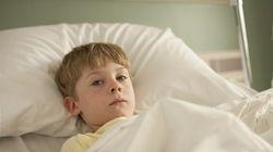 Les urgences pour enfants débordent à