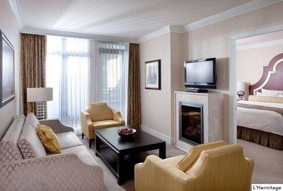 Les 10 hôtels canadiens les plus aimés des