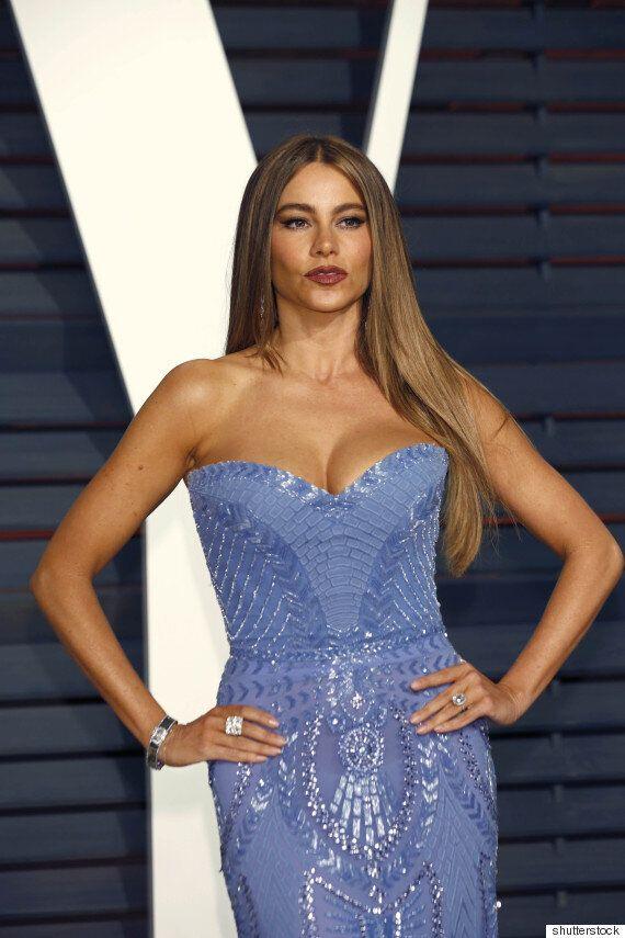 Sofia Vergara aurait choisi sa robe de