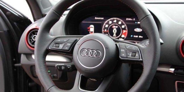 Premier contact Audi A3 et S3 2017: les changements sont à l'intérieur