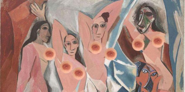 Censure Instagram: ajouter des tétons masculins pour publier des nus artistiques