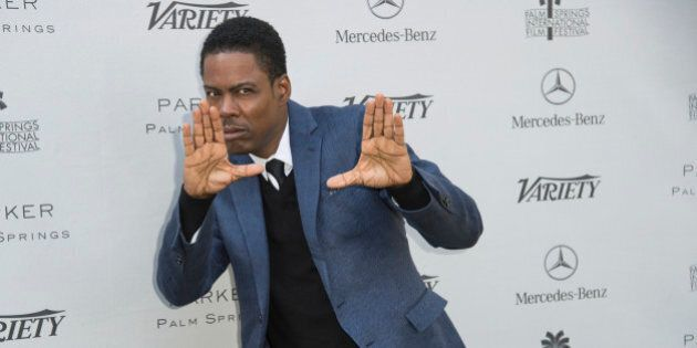 Chris Rock arrives at Varietys 10 Directors to Watch and Creative Impact Awards presented by Mercedes-Benz...